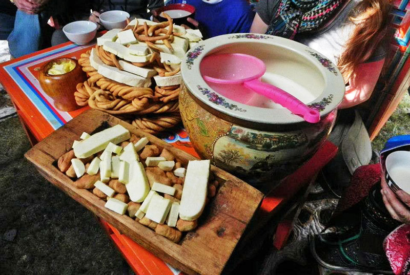 Foods & drinks in Mongolia
