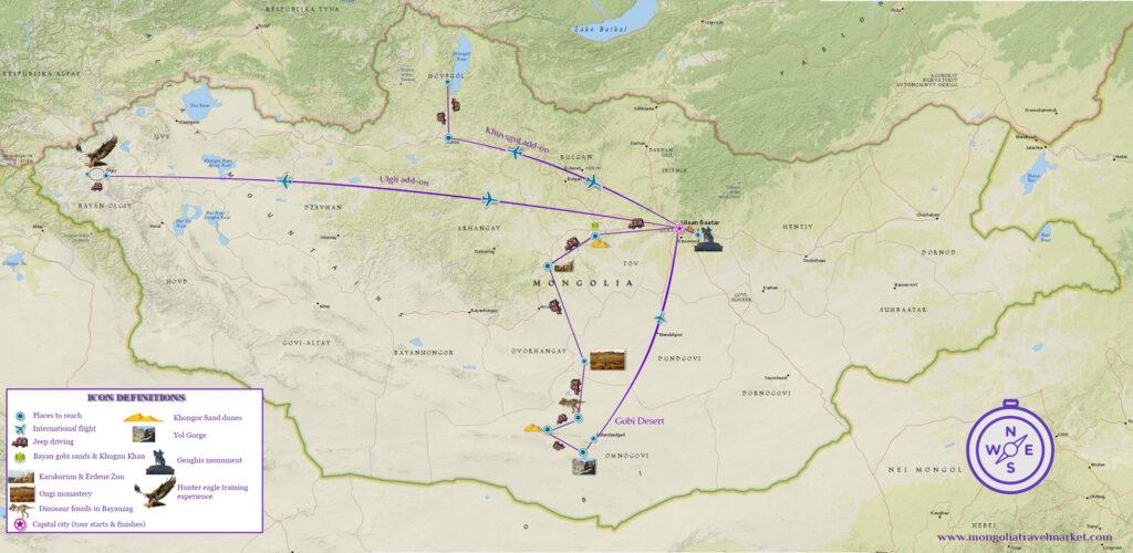 mongolia discovery, discovery tour, mongolia tour