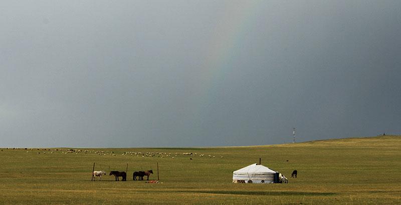 mongolia, mongolian ger