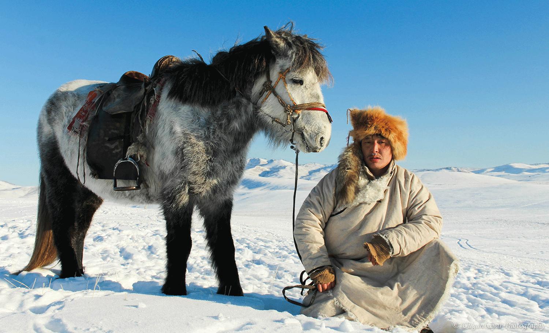 tsagaan sar, winter mongolia