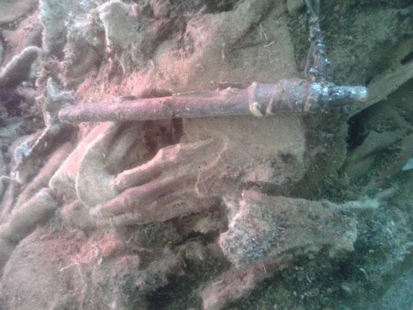 military man burial